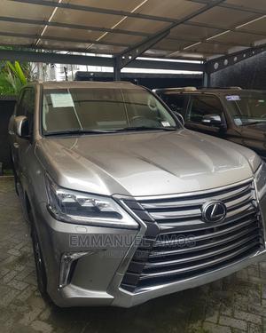 Lexus LX 2019 570 (5 Seats) AWD Gray | Cars for sale in Lagos State, Ikoyi