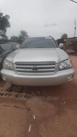 Toyota Highlander 2003 Gold | Cars for sale in Lagos State, Egbe Idimu