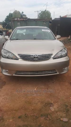 Toyota Camry 2005 Gold   Cars for sale in Lagos State, Egbe Idimu