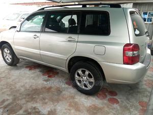 Toyota Highlander 2007 V6 Silver   Cars for sale in Lagos State, Alimosho