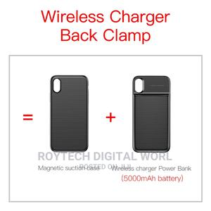 Baseus iPhone X Wireless Charger Case | Accessories for Mobile Phones & Tablets for sale in Lagos State, Ikeja