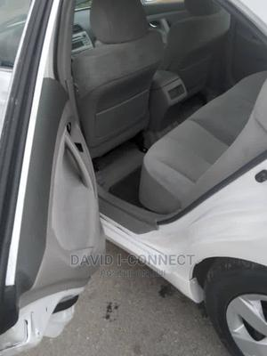 Toyota Camry 2008 2.4 LE White   Cars for sale in Lagos State, Kosofe