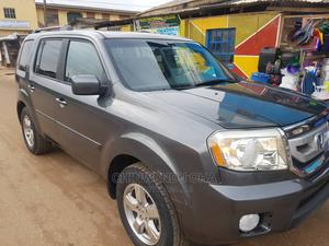 Honda Pilot 2011 Gray | Cars for sale in Lagos State, Ikeja