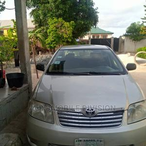 Toyota Corolla 2007 Silver   Cars for sale in Lagos State, Ajah