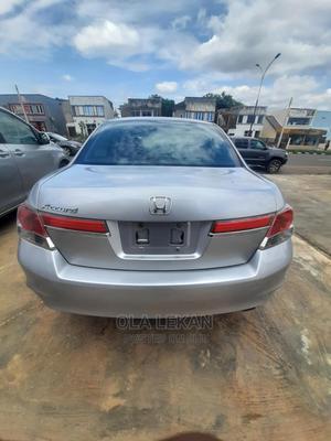 Honda Accord 2012 Sedan EX Automatic Silver | Cars for sale in Kwara State, Ilorin South