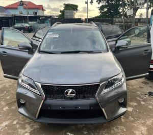 Lexus RX 2013 350 AWD Gray | Cars for sale in Lagos State, Surulere