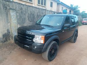 Land Rover Lr3 2008 V8 HSE AWD Black   Cars for sale in Lagos State, Alimosho