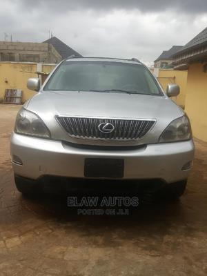 Lexus RX 2006 330 AWD Silver | Cars for sale in Lagos State, Gbagada