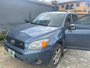 Toyota RAV4 2007 V6 Blue | Cars for sale in Lagos State, Surulere