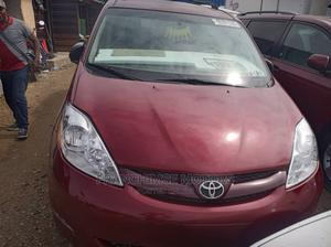 Toyota Sienna 2010 Red | Cars for sale in Lagos State, Isolo