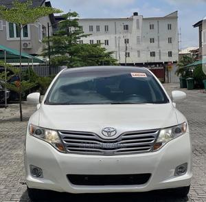 Toyota Venza 2010 V6 White   Cars for sale in Lagos State, Surulere
