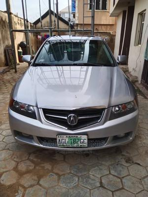 Acura TSX 2004 Automatic Silver | Cars for sale in Lagos State, Ikeja