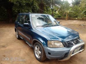 Honda CR-V 1999 2.0 4WD Automatic Blue | Cars for sale in Oyo State, Eruwa