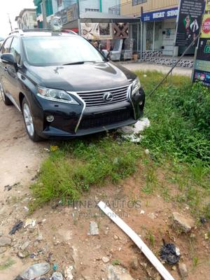 Lexus RX 2012 350 AWD Black | Cars for sale in Imo State, Owerri