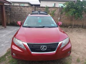 Lexus RX 2011 350 Red | Cars for sale in Oyo State, Ibadan