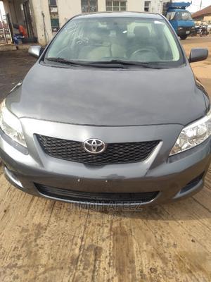 Toyota Corolla 2009 1.8 Advanced Gray | Cars for sale in Osun State, Ilesa