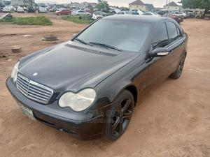 Mercedes-Benz C180 2003 Black   Cars for sale in Abuja (FCT) State, Wuye