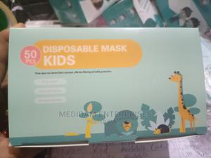 Children Nose Mask in Box | Medical Supplies & Equipment for sale in Lagos State, Yaba