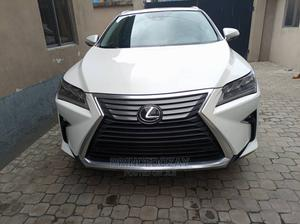 Lexus RX 2018 350 AWD White | Cars for sale in Lagos State, Yaba