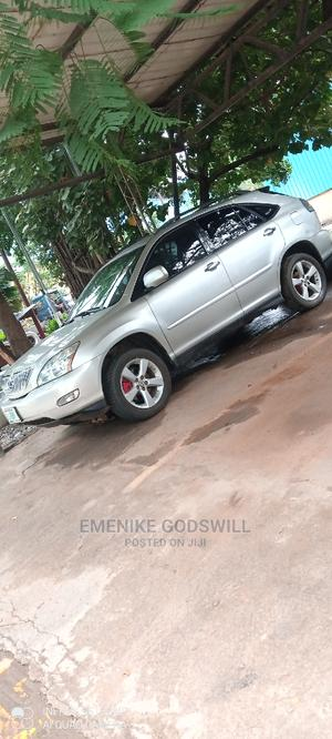 Lexus RX 2009 350 4x4 Silver | Cars for sale in Lagos State, Ojodu