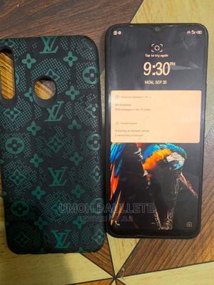 Infinix Hot 8 32 GB Black   Mobile Phones for sale in Lagos State, Ikeja