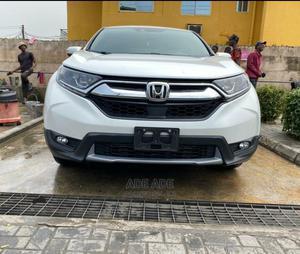 Honda CR-V 2019 White   Cars for sale in Lagos State, Surulere
