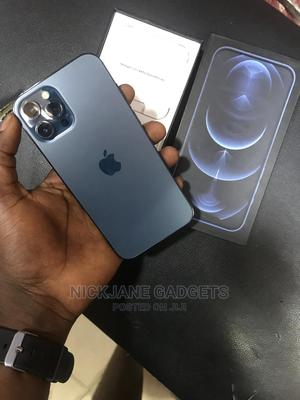 New Apple iPhone 12 Pro Max 512 GB Blue | Mobile Phones for sale in Lagos State, Ikeja