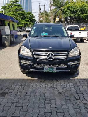 Mercedes-Benz GL-Class 2013 GL 450 Black | Cars for sale in Lagos State, Isolo