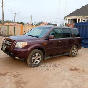 Honda Pilot 2007 EX 4x2 (3.5L 6cyl 5A) | Cars for sale in Ondo State, Akure