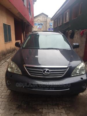 Lexus RX 2006 Black | Cars for sale in Lagos State, Shomolu