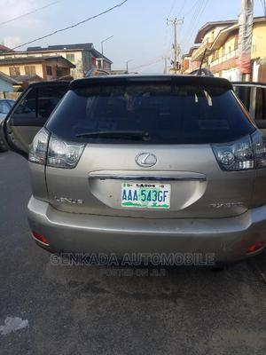 Lexus RX 2000 Silver | Cars for sale in Lagos State, Kosofe