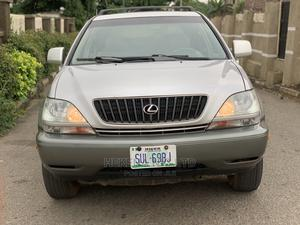 Lexus RX 2001 300 Silver | Cars for sale in Abuja (FCT) State, Garki 2