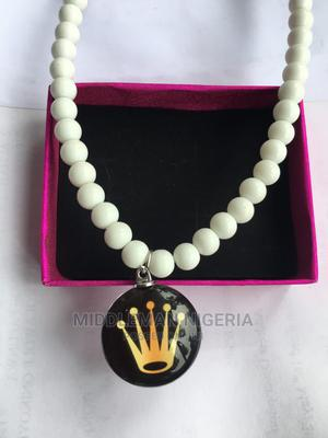 Pearl Like Beaded Necklace   Jewelry for sale in Lagos State, Apapa