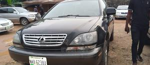 Lexus RX 2001 300 4WD Black | Cars for sale in Imo State, Owerri