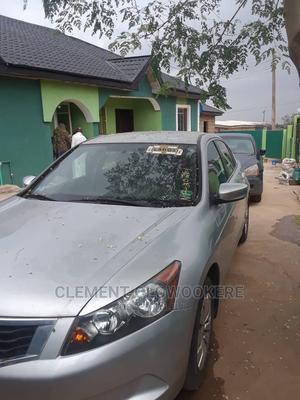 Honda Accord 2010 Sedan LX Automatic Gray | Cars for sale in Ogun State, Ado-Odo/Ota