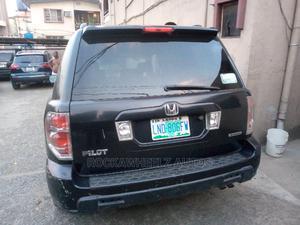 Honda Pilot 2006 EX-L 4x4 (3.5L 6cyl 5A) Black   Cars for sale in Lagos State, Yaba