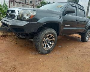 Toyota Tacoma 2011 Double Cab V6 Automatic Gray | Cars for sale in Lagos State, Ikeja