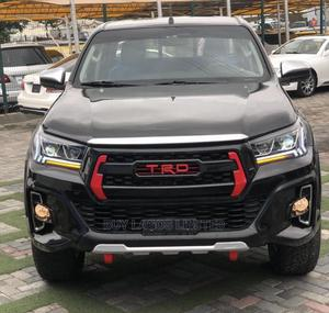 Toyota Hilux 2017 TRD Black 4x4 Black | Cars for sale in Lagos State, Lekki