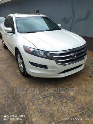 Honda Accord CrossTour 2010 White   Cars for sale in Lagos State, Alimosho
