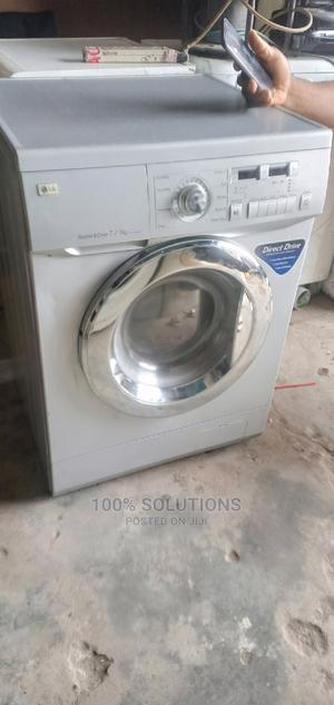 7kg Wash and Dry Washing Machine for Sale   Home Appliances for sale in Lagos State, Alimosho