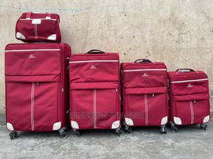 5 in 1 Swisspolo Luggage Box   Bags for sale in Lagos State, Ilupeju