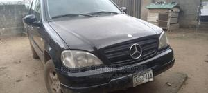 Mercedes-Benz M Class 2003 ML 320 Black   Cars for sale in Lagos State, Ogba