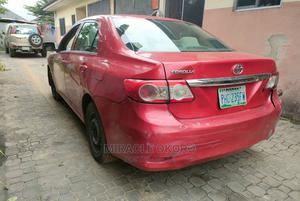 Toyota Corolla 2012 Red | Cars for sale in Rivers State, Port-Harcourt
