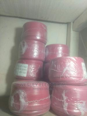 Original Cable 1.5 Mm With Art | Accessories & Supplies for Electronics for sale in Lagos State, Abule Egba