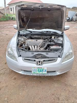 Honda Accord 2004 Coupe EX Silver | Cars for sale in Kwara State, Ilorin West