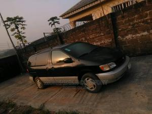 Toyota Sienna 2000 LE & 1 Hatch Black | Cars for sale in Lagos State, Alimosho