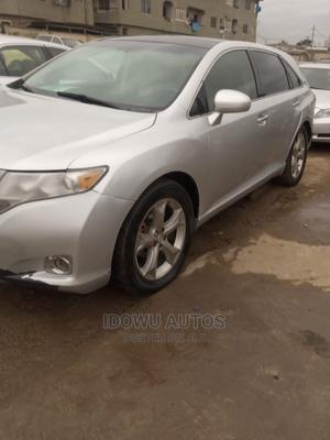 Toyota Venza 2011 V6 Silver | Cars for sale in Lagos State, Ejigbo