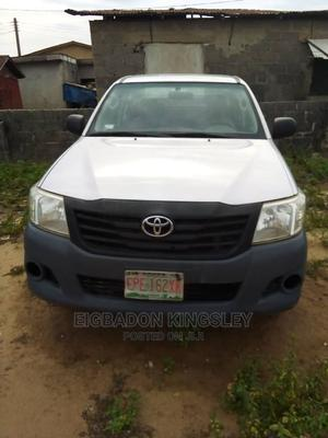 Toyota Hilux 2013 SR 4x4 White | Cars for sale in Lagos State, Lekki