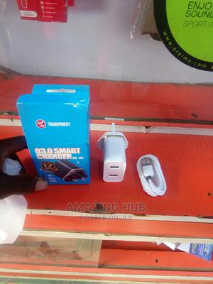 Transparent Smart Charger   Accessories for Mobile Phones & Tablets for sale in Kwara State, Ilorin East