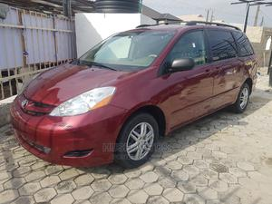 Toyota Sienna 2008 LE Red | Cars for sale in Lagos State, Lekki